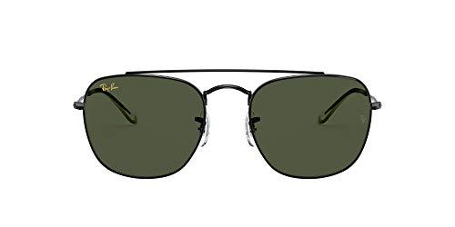 Ray-Ban 0RB3557 Gafas, BLACK, 51 Unisex