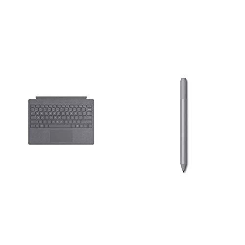 Microsoft Surface Pro Signature - Funda con Teclado, Plata +...