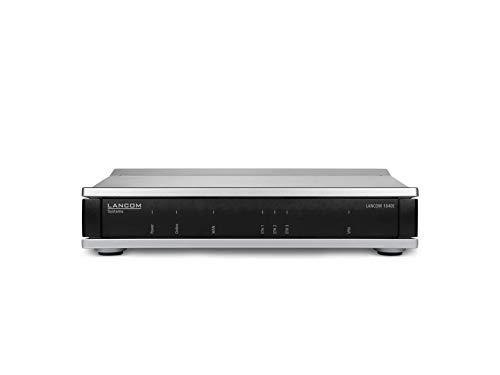 LANCOM 1640E (EU), VPN-Router zum Anschluss externer Modems, 4x GE-Ports