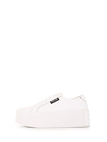 Versace jeans couture - Sneakers bianco ottico E0VVBSH471389003