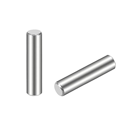 4 x 18 mm (aproximadamente 5/32 pulgadas) de acero inoxidable 304 literas de madera con tacos y estantes, 20 piezas