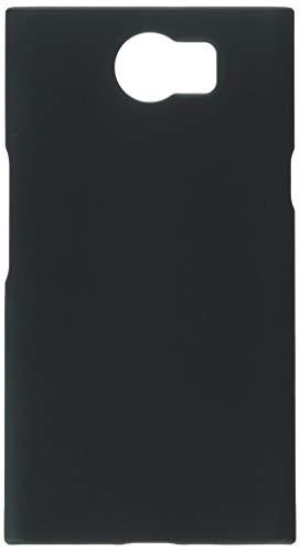 kwmobile Hülle kompatibel mit BlackBerry Priv - Handy Hülle Handyhülle - Backcover Hardcover Cover Schutzhülle Schwarz matt