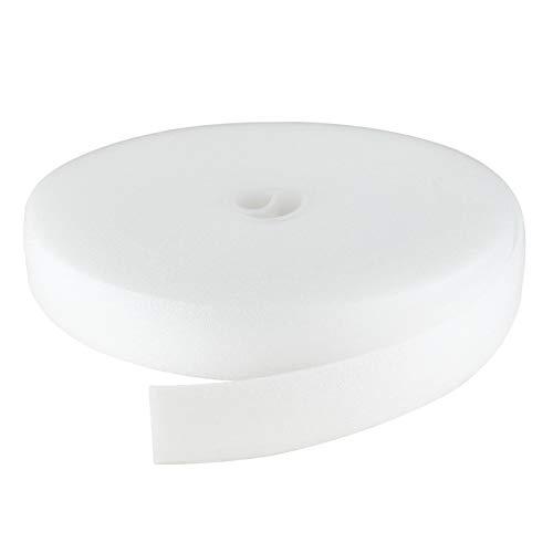 Randdämmstreifen 50 m weiß - 100 mm