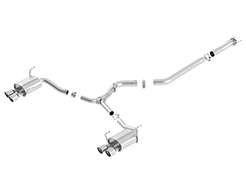 BORLA 140595  S-Type Cat-Back Exhaust System