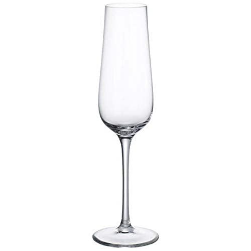 Villeroy & Boch Purismo Specials Copa de cava, 270 ml, Cristal, Transparente