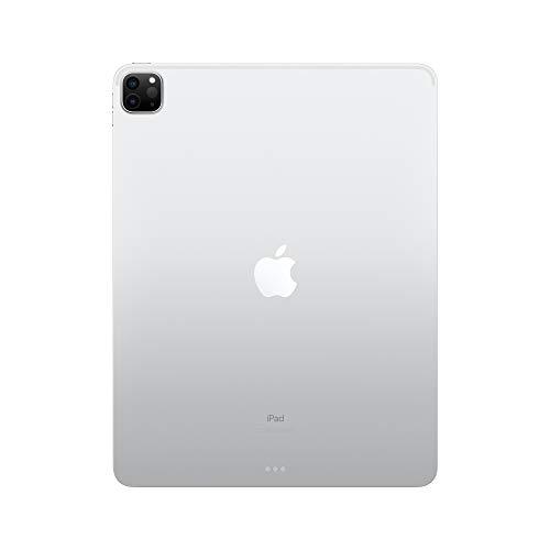 2020 Apple iPad Pro (12,9, Wi-Fi, 128GB) - Silber (4. Generation)