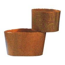 Moule panettone en papier diamètre fond 134 mm, hauteur 95 mm, par 200 unités
