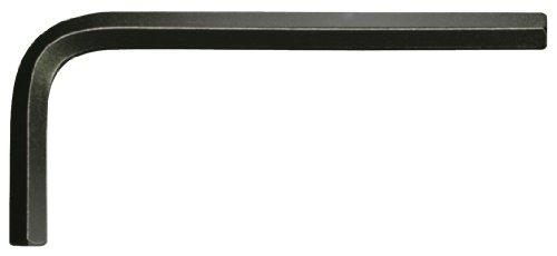 KS Tools Clé mâle brunie courte, 6 pans 19 mm