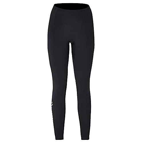 Traje de Neopreno Dividido, 2 mm Pantalones de Traje de Neopreno para Mujer Pantalones de Buceo de Neopreno, Leggings cálidos para Surf, Pantalones de Buceo para Kayak,Esnórquel,Buceo (L,Pants-Women)