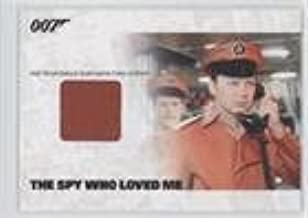 Karl Stromberg's Submarine Crew Uniform #474/800 (Trading Card) 2011 Rittenhouse James Bond: Mission Logs - Relics #JBR18