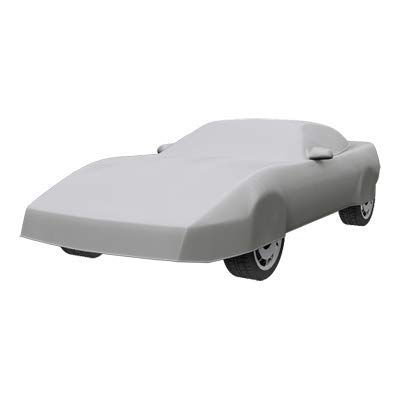 CoverMaster Gold Shield Car Cover for Chevrolet Corvette 5 Layer Waterproof (C4: 1984-1996)