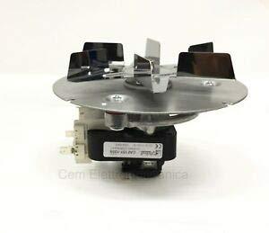 Extractor de humos para estufa de pellets, ventilador universal, 48 W, Trial