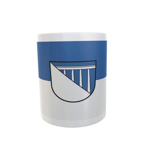 U24 Tasse Kaffeebecher Mug Cup Flagge Braunsbach