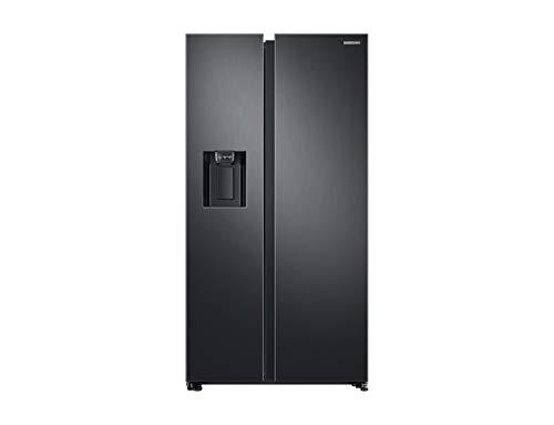 Samsung RS68N8231B1 koelkast met zijdeur, zwart, 617 l, A++