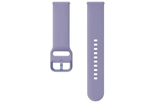 Samsung Galaxy Watch Active2 Sport - Correa para reloj de pulsera, color morado