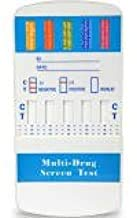 Detect 10 Different Drugs Instantly- 10 Panel Drug Testing Kit (1)