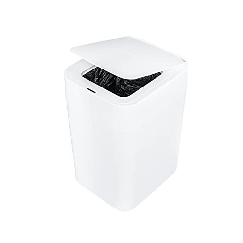 【国内正規輸入品】townew 全自動ゴミ箱 アマゾンオリジナルセットT1-AZ (本体セット 交換用ゴミ袋リフィルカートリッジ2個 増量)