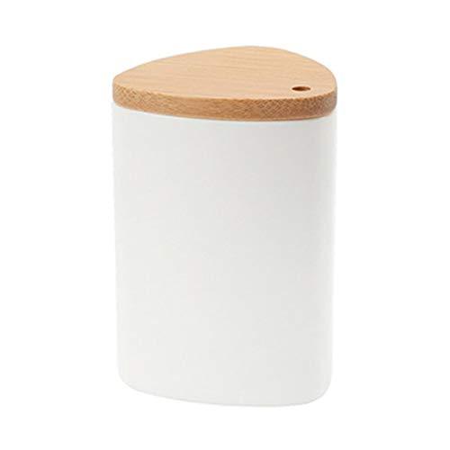Redcolourful Houten opbergdoos met deksel voor tafeltandenstokers van hout