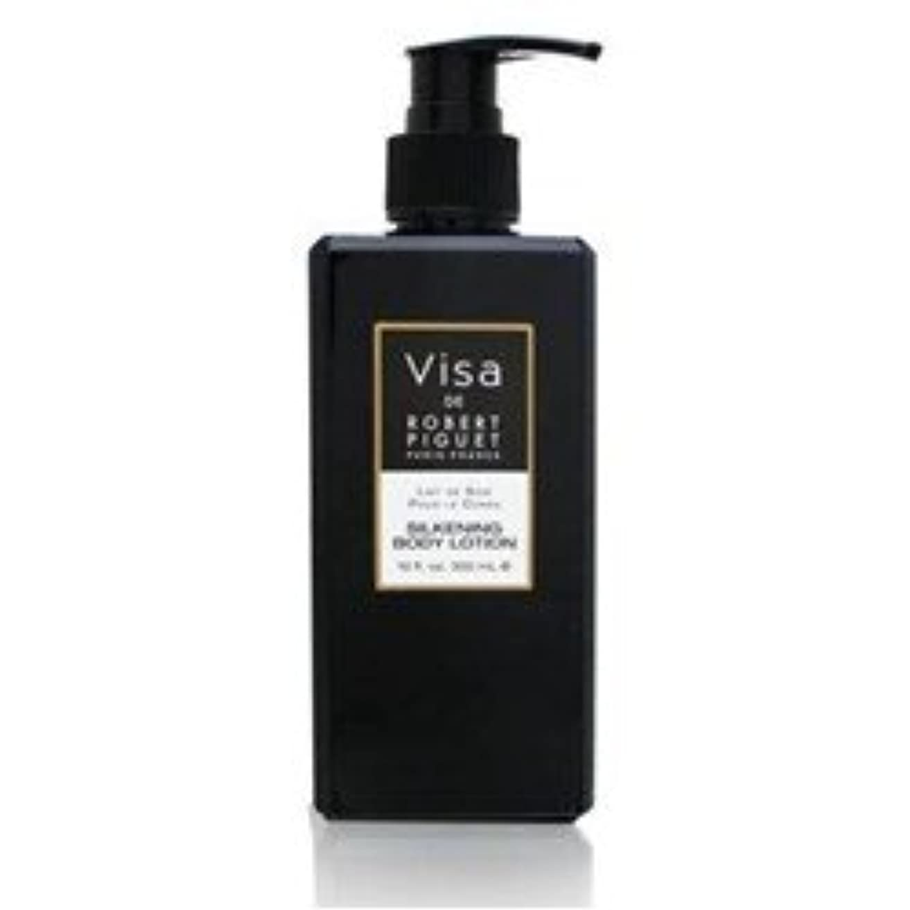 生線専門Visa (ビザ)10 oz (300ml) Body Lotion (ボディーローション) by Robert Piguet for Women