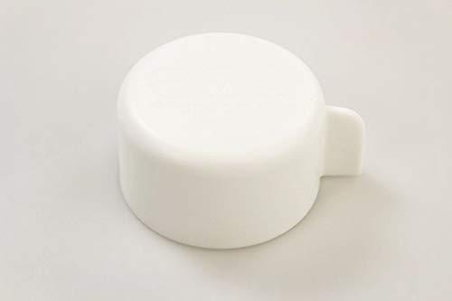 Tupperware Eco to Go 1,0 L weiß Ersatzdeckel Deckel Drehverschluss Ökoflaschen 33388