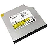 New for Lenovo IdeaCentre A600 A700 A720 A730 All-in-One Desktop PC 8X DVD RW DL Burner Super Multi 24X CD-RW Recorder Replace AD-7640S GA11N GA31N PC 12.7MM SATA Optical Drive Replacement