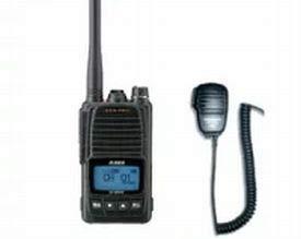 アルインコ 登録局 デジタル簡易無線機 DJ-DPS70 KA&MS800S ハンドマイク セット