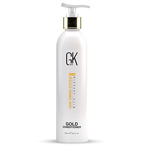 Global Keratin GKhair Gold Conditioner (250ml / 8.5 fl. Oz)   Moisturizing / shine and protection of...