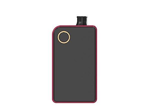 Preisvergleich Produktbild Aspire Mulus E-Zigaretten Set I max. 80 Watt I Fassungsvolumen: 4, 2ml I Farbe: rot