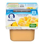 Gerber+NatureSelect+2nd+Foods+Hawaiian+Delight+Dessert%2c+7+Ounce+--+8+per+case.