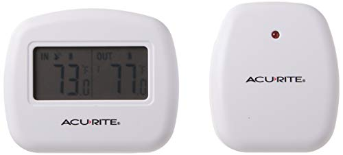 AcuRite 00782A2 Wireless Indoor/Outdoor...