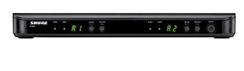 シュアー SHURE BLX288J B58-JB デュアルチャンネルハンドヘルド型ワイヤレスシステム ワイヤレスマイク