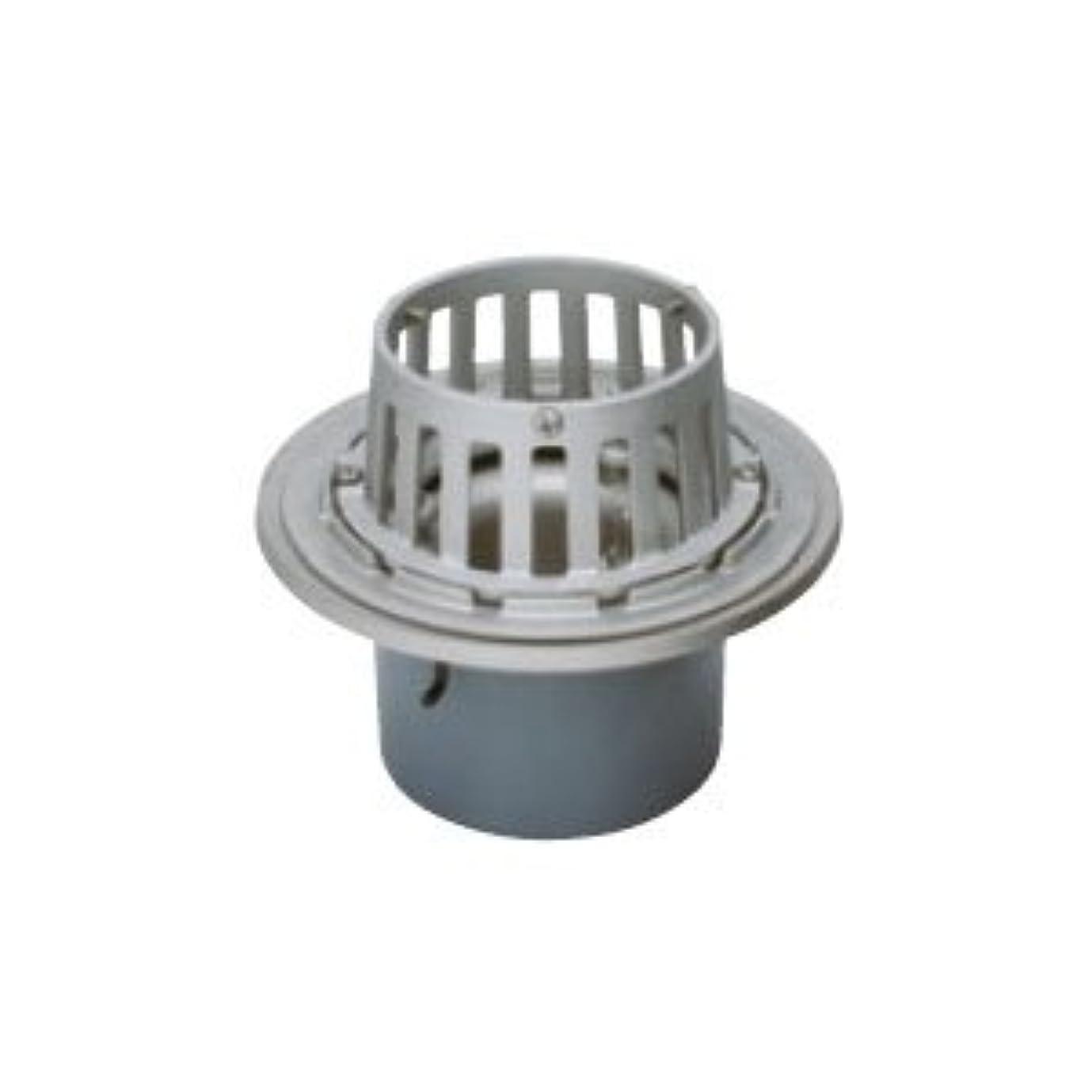 協同推定する大胆なカネソウ ステンレス鋳鋼製ルーフドレイン たて引き用 打込型 バルコニー中継(呼称50) ESSB-1-50