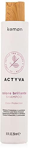 Kemon Actyva - Champú Color brillante, 250 ml