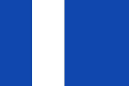 magFlags Bandera Large Se autoriza al Ayuntamiento de Liérganes a Utilizar su Bandera Municipal   Bandera Paisaje   1.35m²   90x150cm