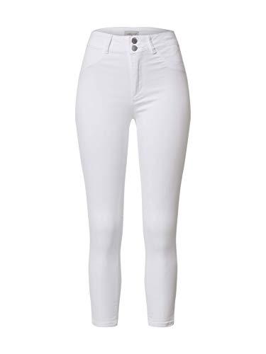 Hailys Damen Jeans weiß XXL (43-44)