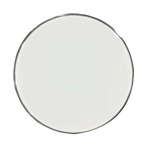 Cargador inalámbrico, soporte de carga inalámbrica rápida de 20W con la superficie de la superficie del espejo.