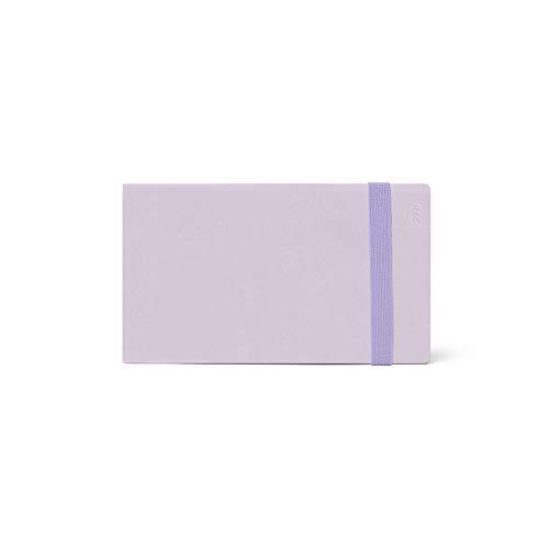 Legami Wochenplaner mit Album, 13 Monate, 2021, klein, Lilac
