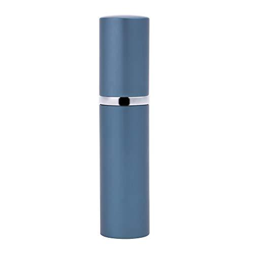 SunshineFace Flacon de Parfum Vide, 10 ML Rechargeable, Flacon de Parfum Portable, Pompe Vide, Vaporisateur de Parfum, Bleu (Bleu) - 1313321-UK-LKSSEW