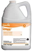 Diversey 903904 Stride Cleaner, Commercial-Strength Stride Citrus Neutral Cleaner, Blasts Nastiest Crud & Grime (4gl/cs)