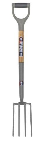 Spear & Jackson Neverbend Carbon - Horca para Parterre
