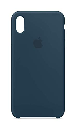 Apple iPhoneXSMax Silikon Hülle – PazifikGrün