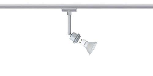 Paulmann 951.82 Stromschienensystem, Metall, GZ10, silber