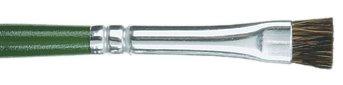 Plaid One-Stroke Brush (1/4') - Mini Scruffy