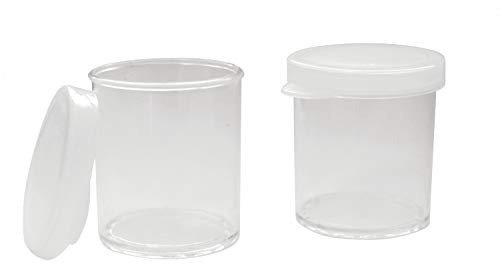 MegaCrea DIY Petite boîte en Plastique pour Petit Rangement 20m