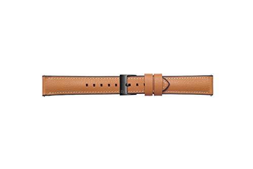 Preisvergleich Produktbild Samsung Mobile Accessories GP-R805BREEBA Leder Armband Urban Traveller von Strap Studio (22 mm) Beige