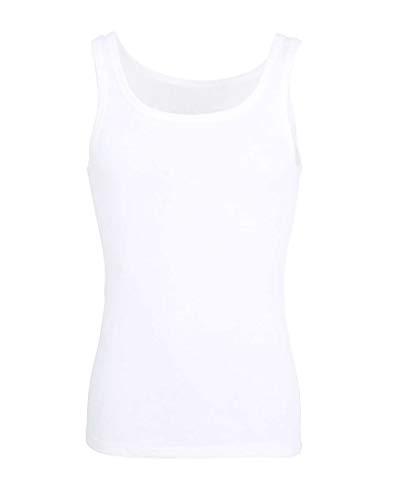 Ceceba Dunova 1003 Unterhemd 4er Pack White XL