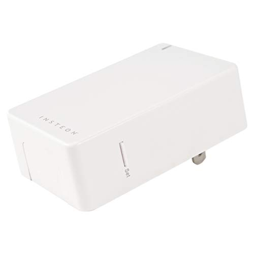 Insteon Range Extender, Dual-Band Plug-in, 2992-222 - Extend and Bridge Range of Insteon Network