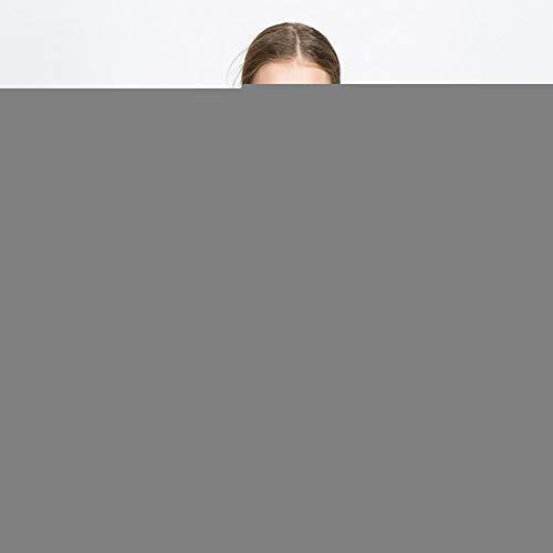 CHENGWJ Schal Damen Kaschmir Feste Einfache Dreieckkaschmirschals Der Art Und Weise Mit Starkem Weichem Ansatzwärmer-Schal Der Quastenfrauenwinter Wickelt Heißes 165 * 65Cm EIN