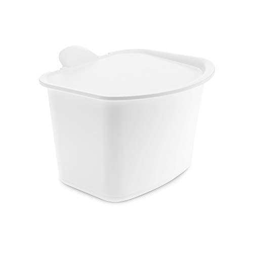 Koziol Organic Waste Container White 5605525