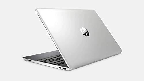 Product Image 1: 2020 HP 15 15.6″ HD Touchscreen Premium Laptop – 10th Gen Intel Core i5-1035G1, 16GB DDR4, 512GB SSD, USB Type-C, HDMI, Windows 10 – Silver W